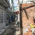 Thủ tục hoàn công phần xây dựng sai phép để sang tên sổ hồng